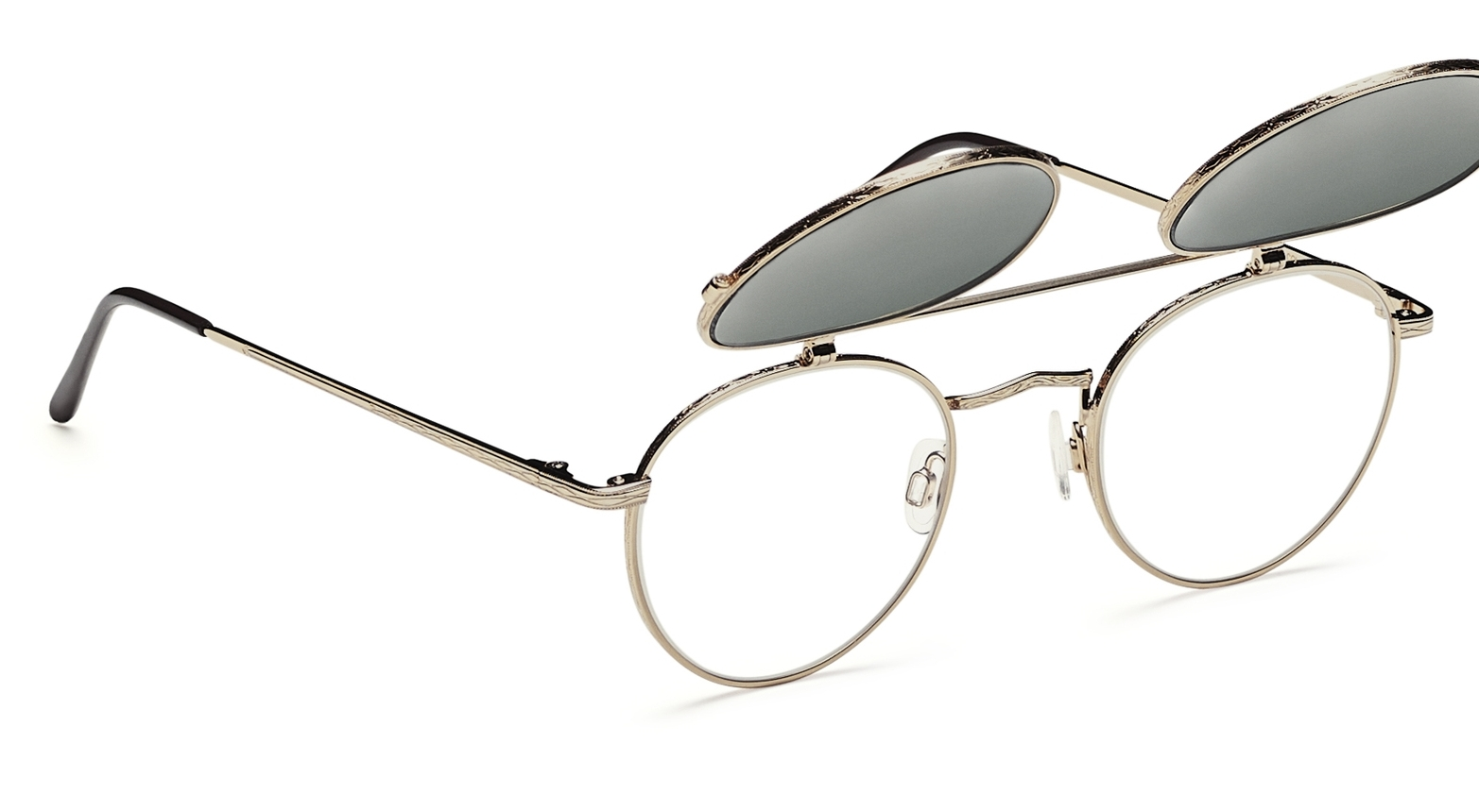Moscot DREY CLIP PACKAGE