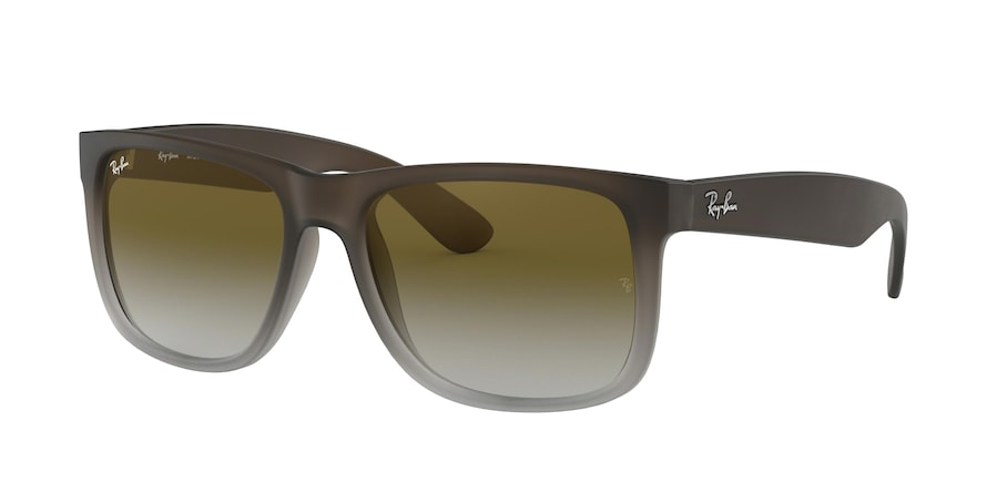 rayban_0rb4165_854_7z_rubber_brown_on_grey